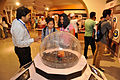 Hacking Space Participants Visit Science and Technology Heritage of India Gallery - Science Exploration Hall - Science City - Kolkata 2016-03-29 3094.JPG