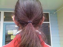 Hair tie - Wikipedia d33c447a777