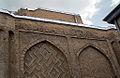 Hamadan - Gonbad-e Alaviyan - brick work.jpg