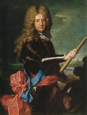 William Bentinck, 1st Earl of Portland - Hans Willem Bentinck by Hyacinthe Rigaud