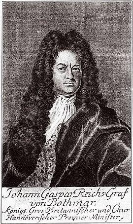 Johann Kaspar von Bothmer