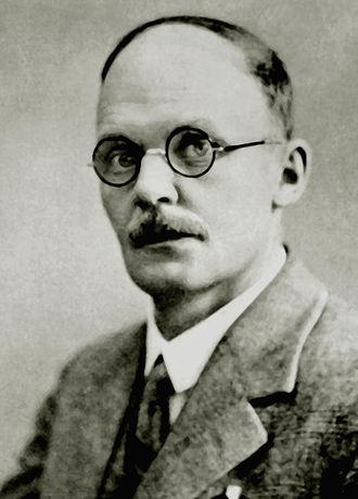 Hans Geiger - Hans Wilhelm Geiger (1928)