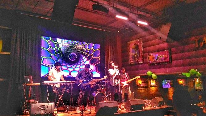 Hard Rock cafe Andheri-jazz concert-2.jpg