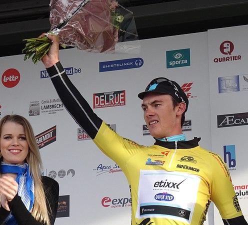 Harelbeke - Driedaagse van West-Vlaanderen, etappe 1, 7 maart 2015, aankomst (B26).JPG