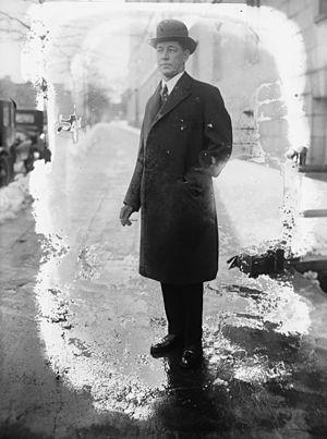 Harry Payne Whitney - Harry Payne Whitney in February 1924