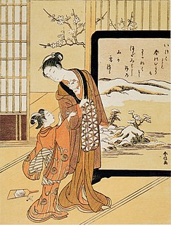 Japanese Ukiyo-e artist