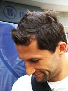 Hasan Salihamidžić Bosnia and Herzegovina association football player