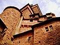 Haut-Koenigsbourg Castle facade detail-2007-09-05.jpg