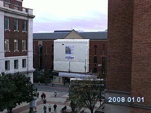 Schofields (department store) - The Headrow Centre undergoing redevelopment in 2008.