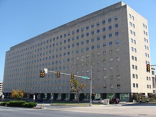 Health and Welfare Building, Harrisburg, Pennsylvania