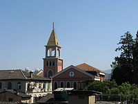 Heavenly peace church from cangshan.JPG