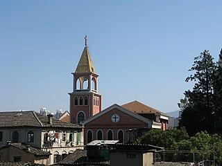 Church of Heavenly Peace, Fuzhou Church in Fuzhou