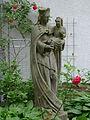Heilig-Geist-Kirche (Westend) Marienstatue.JPG