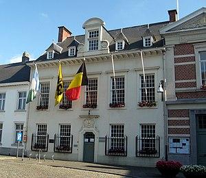 Heist-op-den-Berg - Heist-op-den-Berg town hall