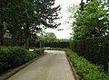 Hekwerk van begraafplaats Sparrendreef in Vianen (Utrecht) 04.jpg
