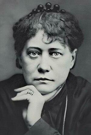 Helena Blavatsky cover