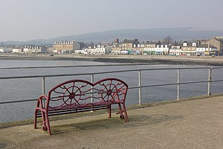Helensburgh Town in Argyll and Bute, Scotland
