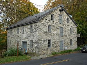 Whitehall Township, Lehigh County, Pennsylvania - Helfrich's Springs Grist Mill