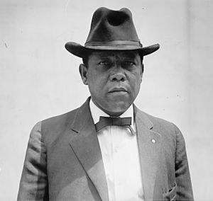 Henry Lincoln Johnson - Image: Henry Lincoln Johnson, Recorder of Deeds in Washington, DC in 1914
