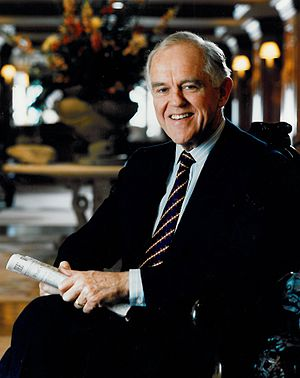 Henry Segerstrom - Henry Thomas Segerstrom, Founding Chairman of the Orange County Performing Arts Center.