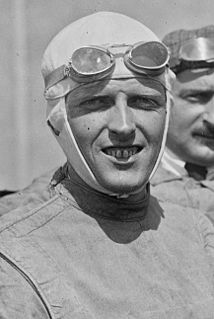 Henry Segrave racecar driver
