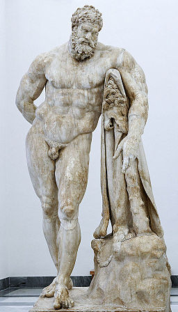 Herakles Farnese MAN Napoli Inv6001 n01