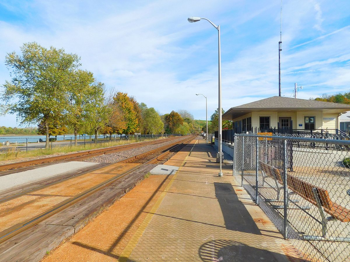 Hermann Station Missouri Wikipedia