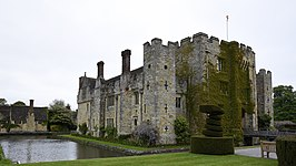 Hever Castle in 2017