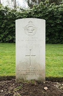 Andrew McPherson (RAF officer) RAF officer