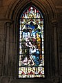 Hexham Abbey - stained glass window - geograph.org.uk - 1583743.jpg