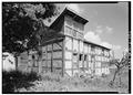 Hilgendorf House, State Route 167, Freistadt, Ozaukee County, WI HABS WIS,45-FREI,1-3.tif