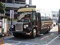 Himeji castle loop bus Sep10.jpg