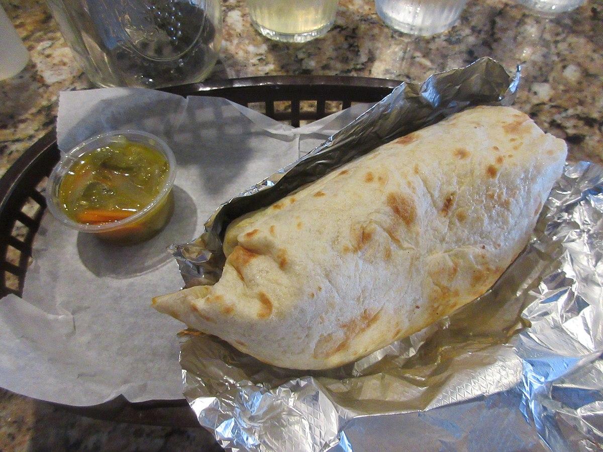 Burrito Wikipedia