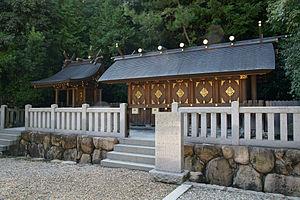 Hirota Shrine - Keidai-sha