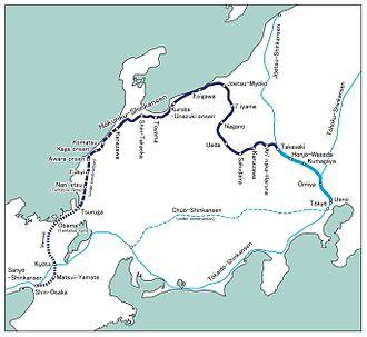 Hokuriku Shinkansen - Hokuriku Shinkansen