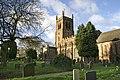 Holy Trinity Church Eccleshall - geograph.org.uk - 556496.jpg