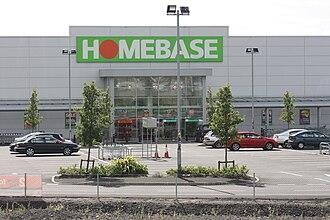 Homebase - Homebase in Antrim, Northern Ireland