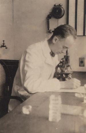 Homer W. Smith - Image: Homer William Smith 1921