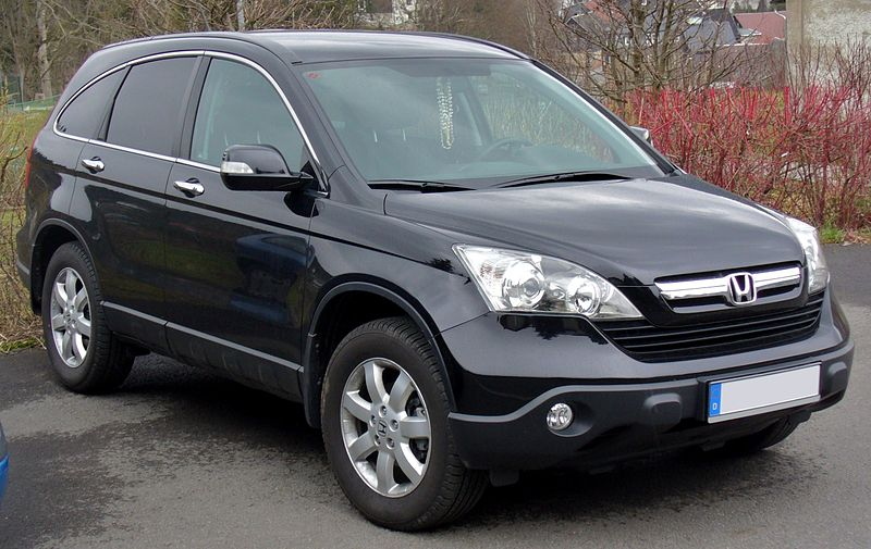 honda crv cr  handbook owners manual wallet