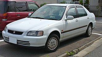 Honda Domani - Image: Honda Domani 1992