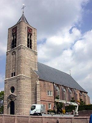 Hoornaar - Kerk