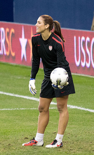 FIFPro - Image: Hope Solo USA vs Can Sep 17
