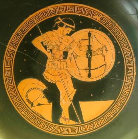 Hoplite 5th century