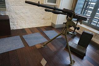 Hotchkiss Mle 1914 machine gun Medium machine gun