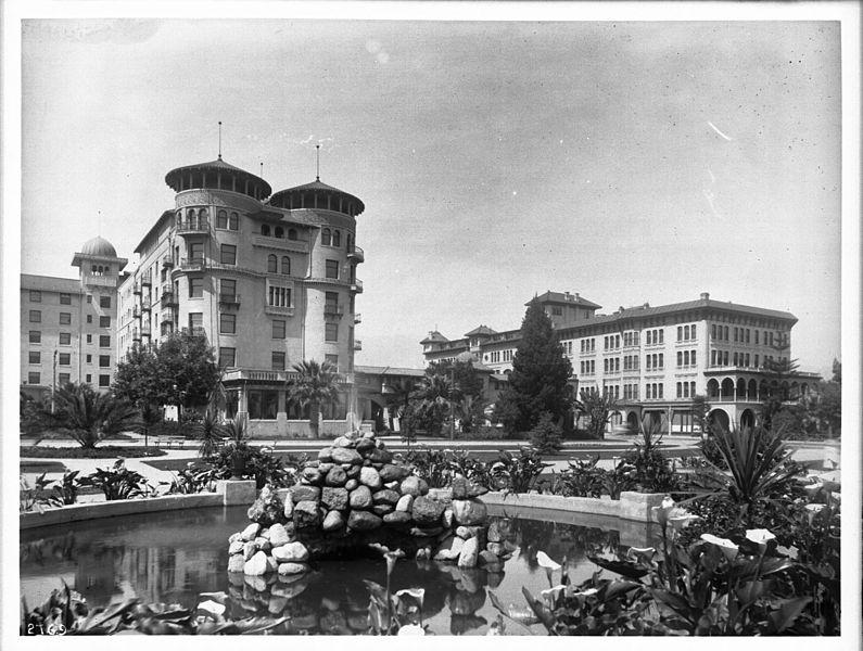 Green Hotel Pasadena Ca