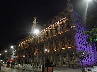 Valenciennes - Valenciennes town hall