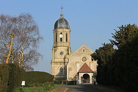 L'église Saint-Georges.