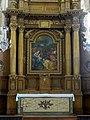 Houdan (78), église Saint-Jacques et Saint-Christophe, chœur, retable du maître-autel 2.jpg