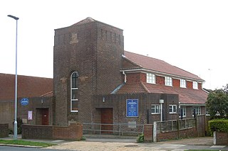 Hounsom Memorial United Reformed Church, Hove Church in Brighton and Hove , United Kingdom