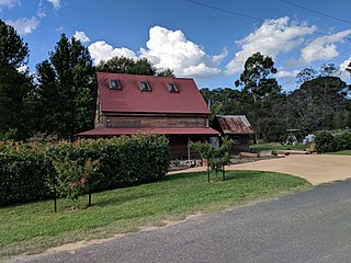 Mongarlowe, New South Wales Town in New South Wales, Australia